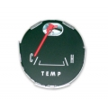1964-65 TEMPERATURE GAUGES, Long Speedometer.