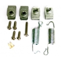 1969 MUSTANG HEADLAMP MOUNTING HARDWARE KIT