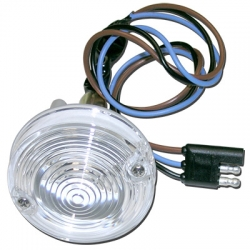 1967-68 PARKING LAMP ASSEMBLY, R/H Or L/H, Reproduction