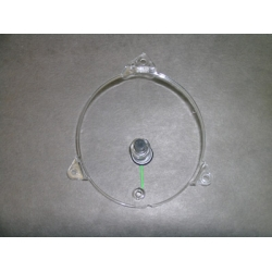 1969-70 MUSTANG CLOCK LENS AND POINTER FOR ROUND CLOCKS
