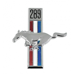 1967-68 Running Horse With 289, LH