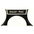 1965 RALLY PACK FILLER PANEL, With RALLY-PAC Lettering