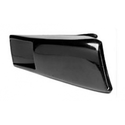 1967-68 SHELBY STYLE FIBERGLASS UPPER SIDE SCOOP, RH