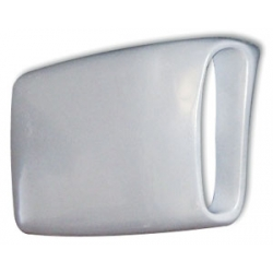 1969-70 SHELBY STYLE FIBERGLASS SIDE SCOOP, Fastback, RH