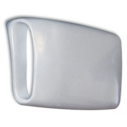 1969-70 SHELBY STYLE FIBERGLASS SIDE SCOOP, Fastback, LH