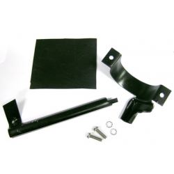 1966 RALLY PAC MOUNTING KIT, Black