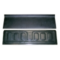1965-66 ABS PLASTIC FASTBACK TRAP DOORS,  W/Speaker Pods