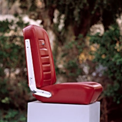 1967, RH BUCKET SEAT SIDE MOLDINGS