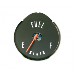1964-66 MUSTANG FUEL GAUGES, 1964-65, Long Speedometer.