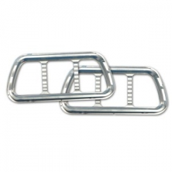 1971-73 TAILLIGHT BEZELS (FROM: $285)