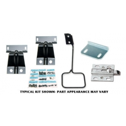 1967 FASTBACK TRAP DOOR COMPONENT KIT