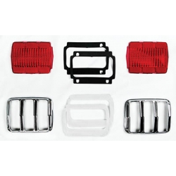 1965-66 TAIL LAMP KIT