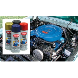 FORD DARK BLUE ENGINE ENAMEL